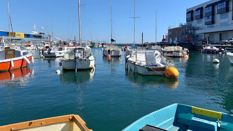 Port de pêche de Brest by La Photo de Jaz
