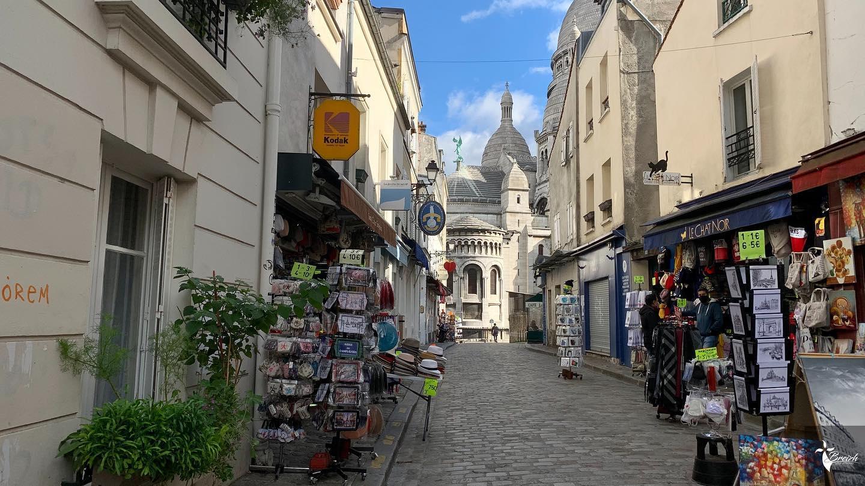 Sacré cœur Paris Montmartre by La Photo de Jaz