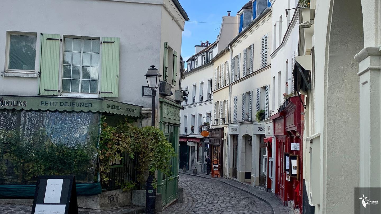 Paris Montmartre by La Photo de Jaz