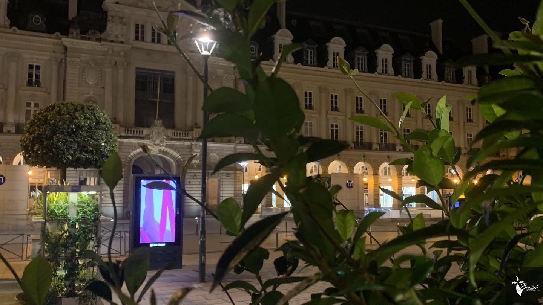 Rennes by Night by La Photo de Jaz