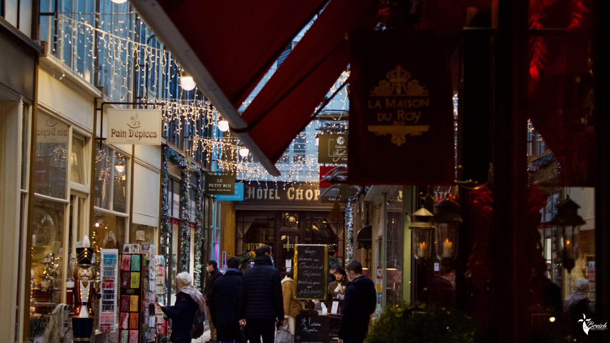 Passage Parisien by La Photo de Jaz