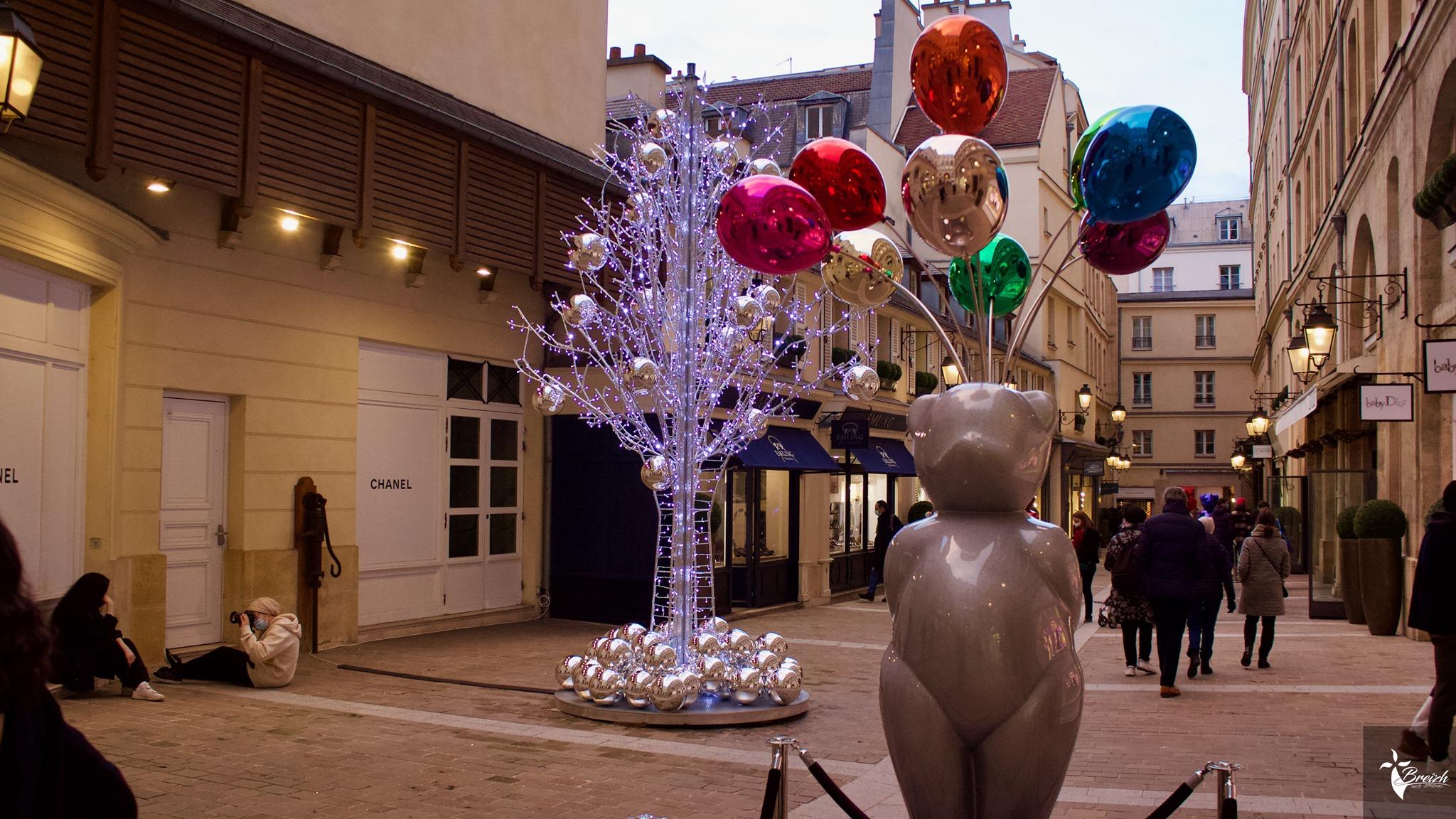 Paris VIII Noël 2020 - La Photo de Jaz