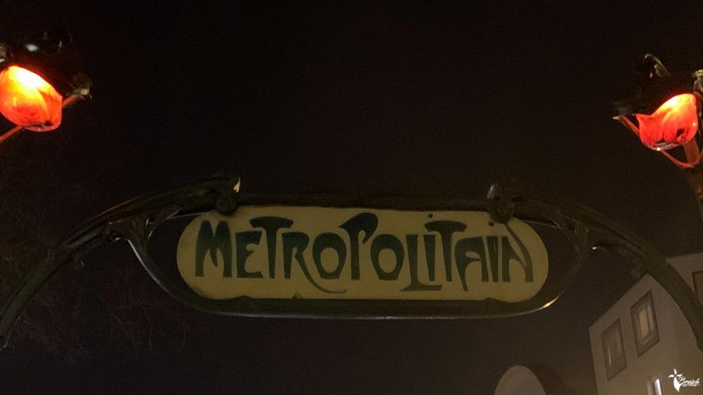 Métro parisien by La Photo de Jaz