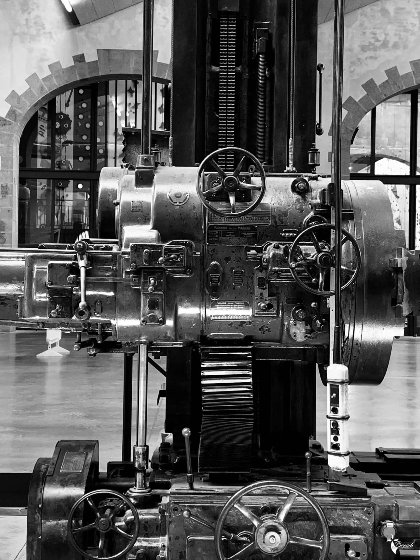 Machines des Capucins - Brest (29)
