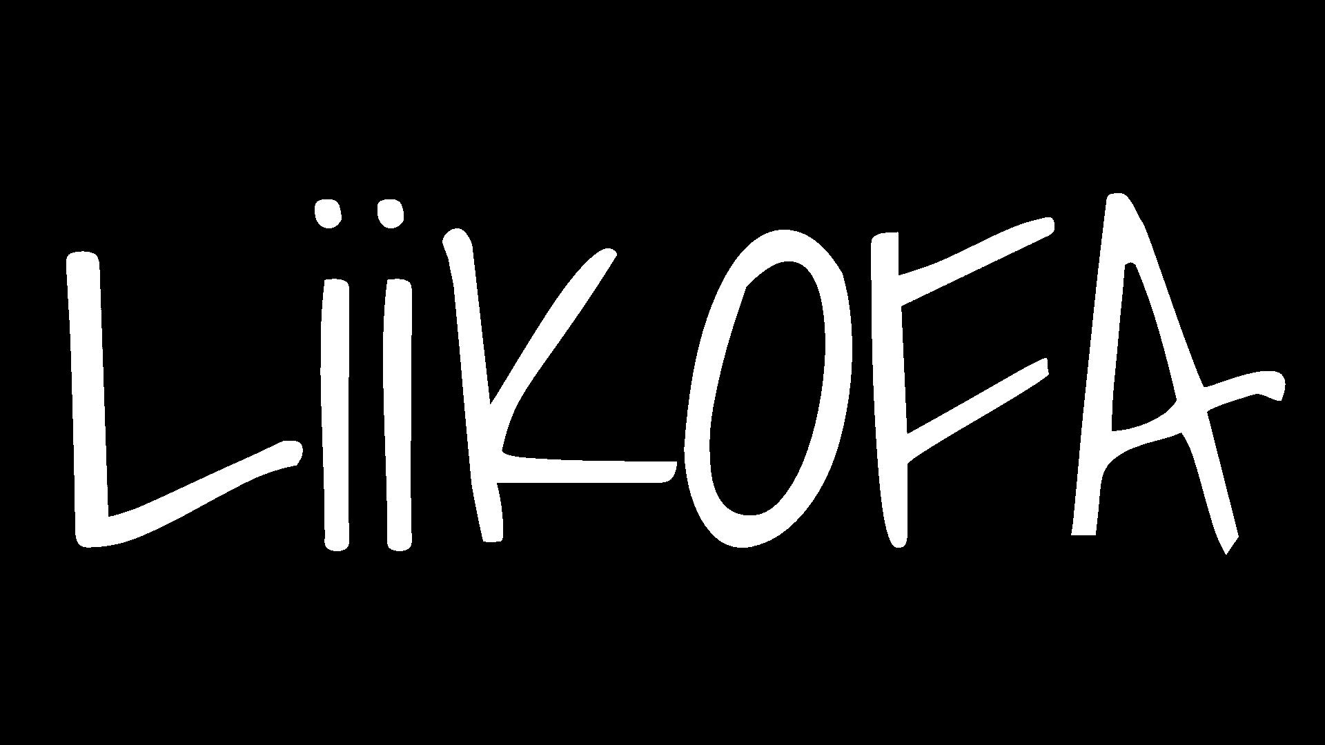 Logo Blanc LiiKOFA Brest