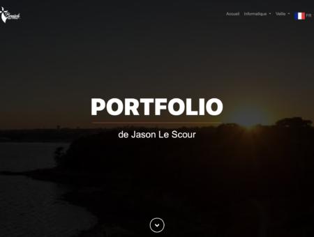 Portfolio Informatique