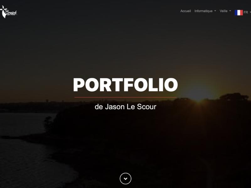 Portfolio de Jason Le Scour Informatique