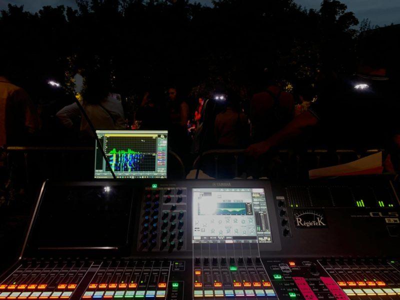 Festival septembre 2021 - Murs à Pêches Montreuil (93)